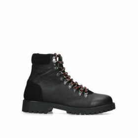 KG Kurt Geiger Hackney - Black Hiker Boots