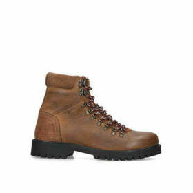 Kg Kurt Geiger Hackney - Tan Hiker Boots