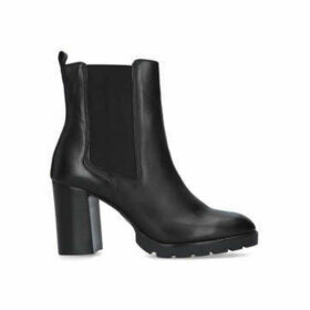 Carvela Teen - Black Block Heel Ankle Boots