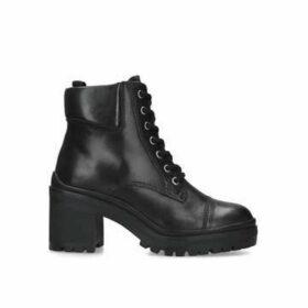 Aldo Brania - Black Block Heel Ankle Boots