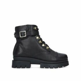 Carvela Comfort Run - Black Hiker Boots