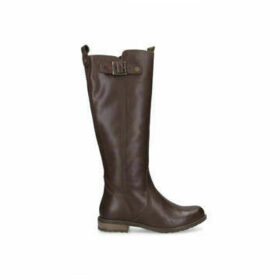 Barbour Rebecca - Wine Knee High Boots