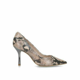 Carvela Achievement - Snake Print Stiletto Heel Courts