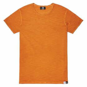 Italian Crafted Dye Short Sleeve Crew