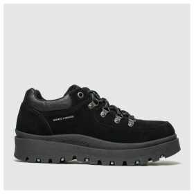Skechers Black Shindigs Stompin Trainers