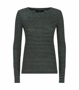 Esme Stripe Long-Sleeved T-Shirt