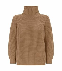 Laguna Ribbed Turtleneck Sweater