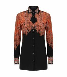 Paisley Ombré Shirt