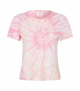 Cotton Tie-Dye T-Shirt