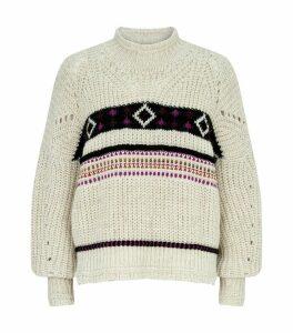 Stripe Caleen Sweater