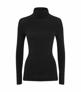 Rollneck Thermal Top