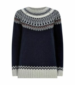 Knit Fairlead Sweater