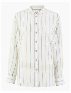 Per Una Stripe Relaxed Shirt