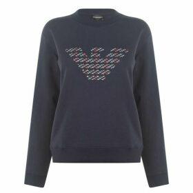 Emporio Armani Eagle Sweatshirt
