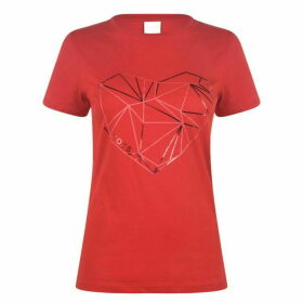 Boss Hugo Boss Tearty Heart T Shirt