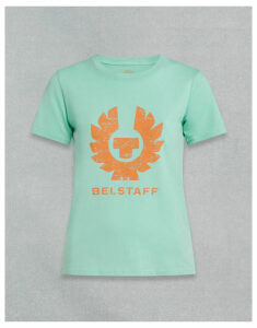 Belstaff Mariola Phoenix Bright T-Shirt Green