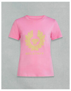 Belstaff Mariola Phoenix Bright T-Shirt Pink