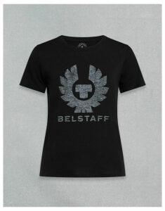 Belstaff Mariola Phoenix T-Shirt Black