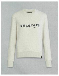 Belstaff BELSTAFF 1924 SWEATSHIRT Grey