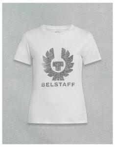 Belstaff Mariola Phoenix T-Shirt White