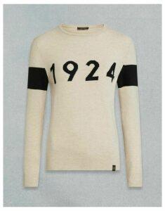 Belstaff 1924 CREW NECK JUMPER Multicolor