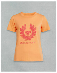 Belstaff Mariola Phoenix Bright T-Shirt Orange