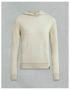Belstaff ENGINEERED HOODIE Beige