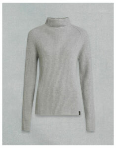 Belstaff FISHERMANS RIB ROLL NECK Grey