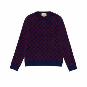 GG wool jumper