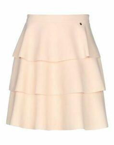 ELISABETTA FRANCHI 24 ORE SKIRTS Mini skirts Women on YOOX.COM