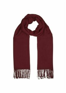 Matilda Scarf Dark Berry