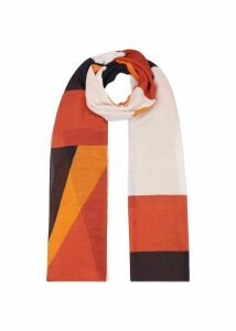 Nicole Scarf Orange