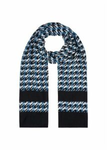 Marty Scarf Blue