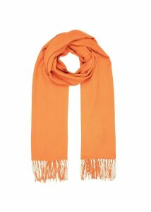 Matilda Scarf Sunset Orange