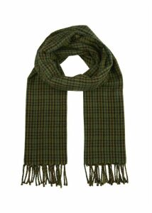 Hannah Scarf Green Multi