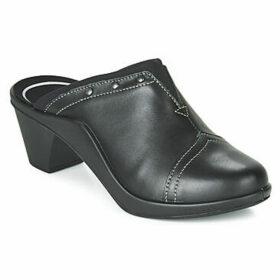 Romika  MOKASSETTA 271  women's Clogs (Shoes) in Black