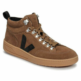 Veja  RORAIMA  women's Shoes (High-top Trainers) in Brown