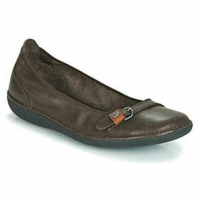 TBS  MALINE  women's Shoes (Pumps / Ballerinas) in Brown