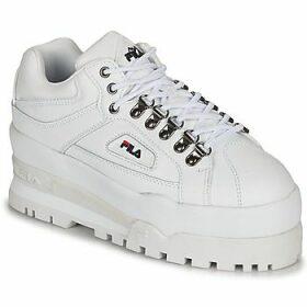 Fila  TRAILBLAZER WEDGE WMN  women's Shoes (Trainers) in White