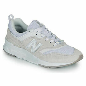 New Balance  997  women's Shoes (Trainers) in White
