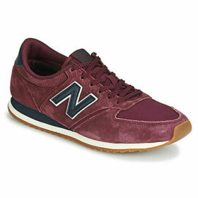 New Balance  420  women's Shoes (Trainers) in Red