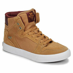 Supra  VAIDER  women's Shoes (High-top Trainers) in Brown