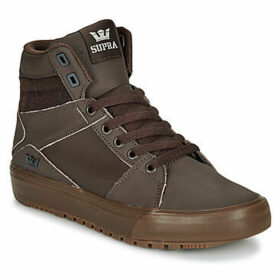 Supra  ALUMINIUM CW  women's Shoes (High-top Trainers) in Brown