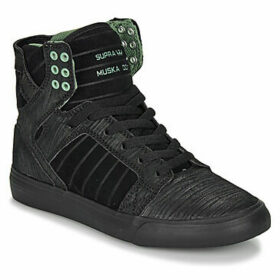 Supra  SKYTOP  women's Shoes (High-top Trainers) in Black