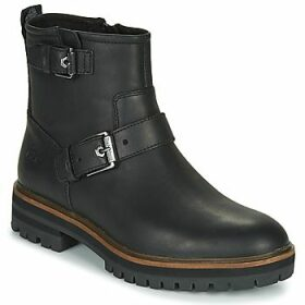 Timberland  LONDON SQUARE BIKER  women's Mid Boots in Black