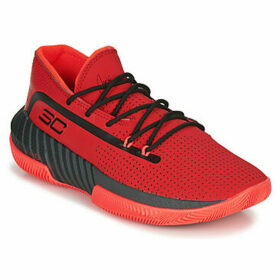 Under Armour  SC 3ZERO III  women's Basketball Trainers (Shoes) in Red