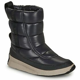 Sorel  OUT N ABOUT PUFFY MID  women's Snow boots in Black