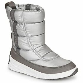 Sorel  OUT N ABOUT PUFFY MID  women's Snow boots in Grey