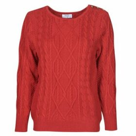 Betty London  LEONIE  women's Sweater in Red