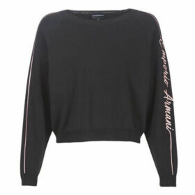Emporio Armani  6G2MU3-2M12Z-1001  women's Sweater in Black